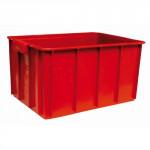 přepravka na maso T50 30kg plastová, plná 60x40x30cm