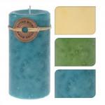 svíčka 7x14cm - mix barev