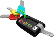Kľúče od auta Kooky