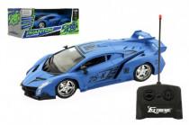Auto RC plast 25cm na diaľkové ovládanie na batérie