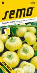 Semo Paprika zeleninová sladká F1 - Jablina na pole ik rýchlenie 15s - séria Pre maškrtné jazýčky - VÝPREDAJ