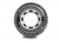 Kruh pneumatika nafukovací 114 cm