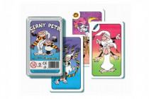 Černý Petr Pojď s námi do pohádky společenská hra - karty v plastové krabičce 6x10cm