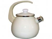 čajník pr.19cm 2,5l s pokrievkou MILK