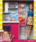 Barbie BÁBIKA A NÁBYTOK - mix variantov či farieb - VÝPREDAJ