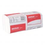 uterák papierový skladaný KATRIN ZZ 2vrstvý Bi (150ks)