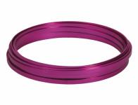 Drôt dekoračné hliníkový ružový 10m 5mm