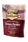 Carnilove Cat Salmon & Turkey for Kittens HG 400g