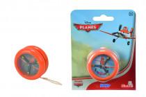Jojo Planes s vrtulí plast 6cm