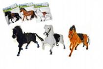Kůň fliška 18cm - mix barev