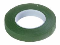 Ovinovacie páska Oasis - 13 mm tmavo machovo zelená - 2 ks