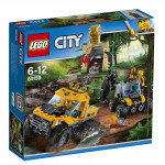 Lego City 60159 Obrněný transportér do džungle