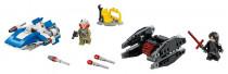 Lego Star Wars 75196 Stíhačka A-Wing vs. mikrostíhačka TIE šialenci