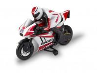 RC pretekárske motorka Ducati