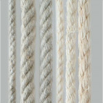lano SISAL 10mm stáčené (100m)