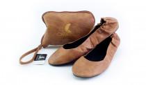 Skladacie topánky do kabelky Native