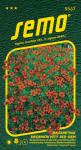 Semo Aksamietnica drobnokvetá - červená 0,2g