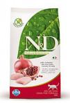 N & D Grain Free Cat Adult Chicken & Pomegranate 1,5 kg