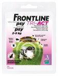 Frontline TRI-ACT spot-on dog XS auv sol 1 x 0,5 ml