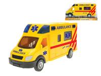 Ambulance 19 cm na setrvačník