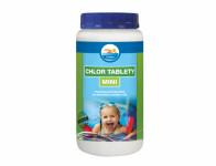 Chlórové tablety MINI do bazéna 1kg