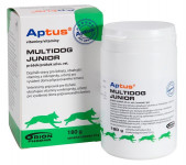 Aptus Multidog Junior plv 180g