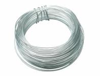 Drôt dekoračné hliníkový strieborný 10m 2mm
