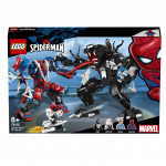 Lego Super Heroes 76115 Spiderman Mech vs. Venom
