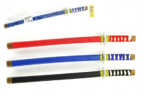 Meč v pouzdru Ninja plast 60cm - mix barev
