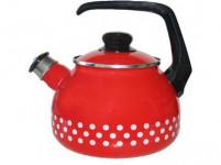 čajník pr.20cm 2l Bodky CRV