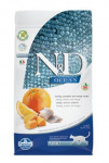 N&D OCEAN Cat Grain Free Adult Herring, Pumpkin & Orange 1,5 kg