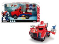 Transformers Optimus Prime Battle Truck 23 cm