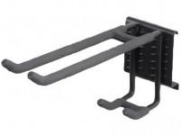 hák dvojitý 2 poschodia 7,6x15x27cm BlackHook záves. systém G21