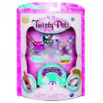 Twisty petz zvieratka / náramky trojbalení - mix variantov či farieb