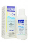 Aquavit E + Se sol 250ml