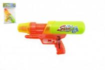 Vodné pištole plast 24 cm - mix farieb