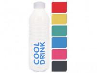 fľaša na pitie 1100ml COOL DRINK plastová - mix farieb