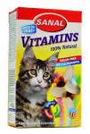 Sanal Vitamins kočka tbl 100
