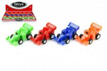 Formule plast 6cm na zpětné natažení - mix barev