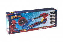 kolobežka Spiderman