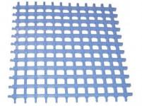 rohož zostavovací 25x25cm plastová, AQUA (4ks)