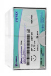 Silon ster.monof.blue 4104-2 EP1,5 4/0 75cm HR18 24ks