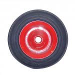 koleso k rudlíky 160 / 15mm KL plné kov. disk