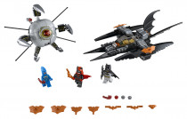 Lego Super Heroes 76111 Batman: Zničenie Brother Eye
