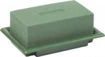 Florex - table deco miska zelená mini 13x9x5 cm - 16 ks