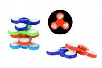 Fidget Spinner na baterie - mix variant či barev