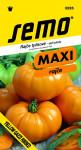 Semo Rajčiak kolíkový - Yellow Gazza Ribbed 30s - séria Maxi - VÝPREDAJ