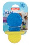 Hračka pes TPR Freeze cumlík 13,5cm Zolux
