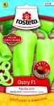 Rosteto Paprika zeleninová pálivá F1 - Ostry F1 na pole i k rychlení 10s - VÝPREDAJ