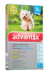 Advantix SO pes 4-10kg auv modrozelený sol 1 x 1 ml